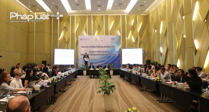 Hội nghị có sự tham gia của hơn 100 chuyên gia trong nước, quốc tế.