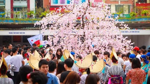 Kết quả hình ảnh cho lễ hội giao lưu văn hóa nhật bản