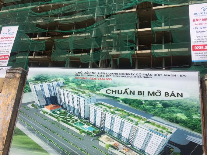 Dự án này nằm ngay khu đất vàng của quận Sơn Trà, khinằm giáp trong khuôn viên 4 con đường: Ngô Quyền - Trần Quang Diệu - An Trung 1 - Vũ Văn Dũng.