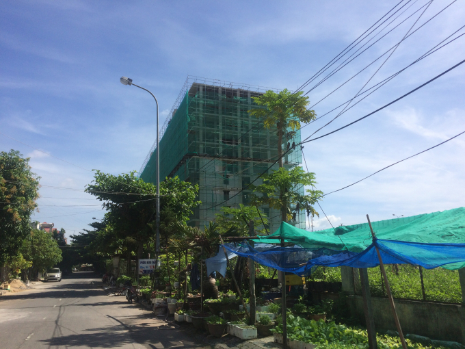 Dự án vẫn chưa đủ điều kiện mua bán nhà ởđến với người dân.