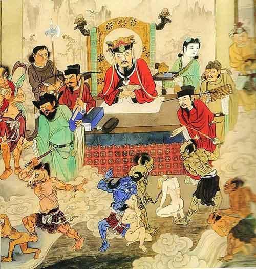 Diêm Vương cho mở cửa Quỷ môn quan vào ngày 2/7 âm lịch hàng