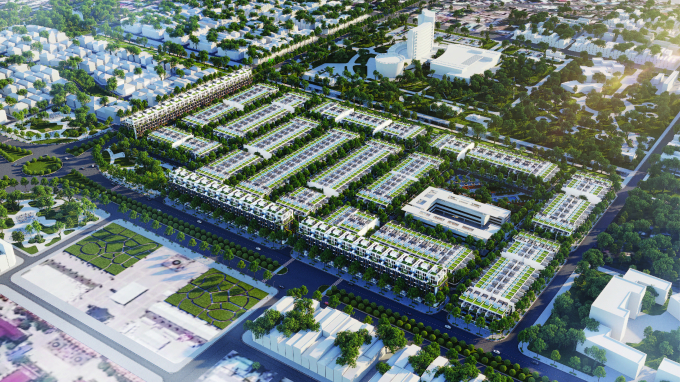 Thêm một dự án bất động sản chào bán ngay sau Tuẫn lễ cấp cao APEC 2017.