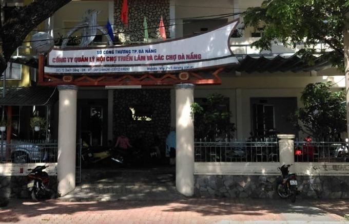 Thanh tra ra nhiều sai phạm tại Công ty Quản lý hội chợ triển lãm và các chợ Đà Nẵng.