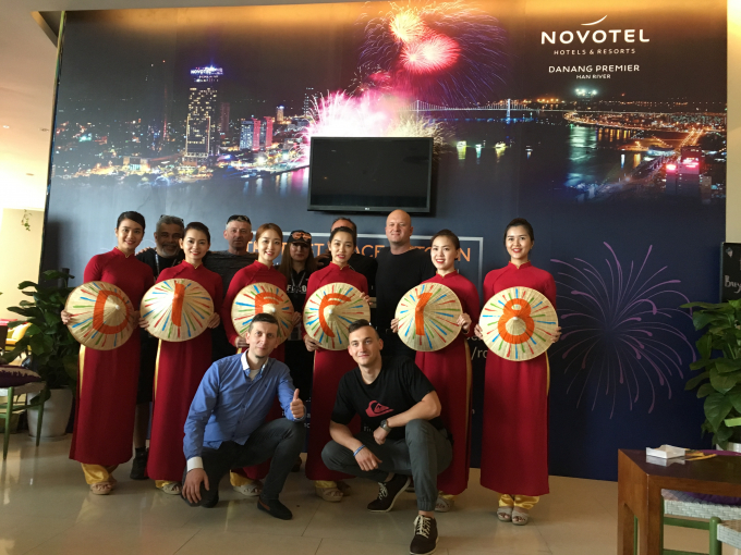 Á quân giải năm 2015 Ba Lan sẽ gặp chủ nhà Việt Nam đêm khai mạc DIFF 2018.