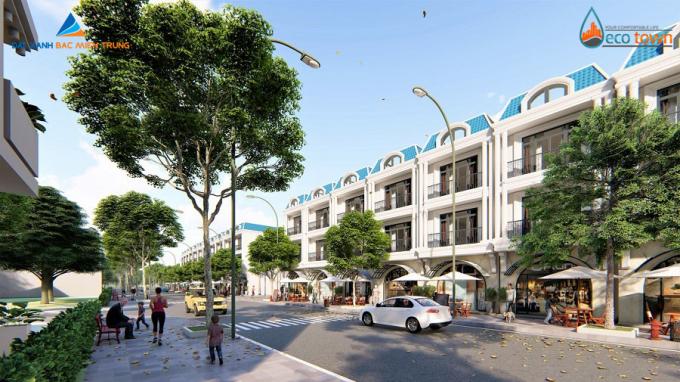 Dự án khu đô thị thông minh Eco Town đáp ứng cả nhu cầu ở thực và đầu tư sinh lợi cao.