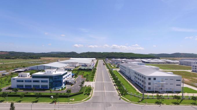 Thêm 4 dự án FDI đầu tư vào Khu công nghiệp VSIP Quảng Ngãi. (Ảnh minh họa).