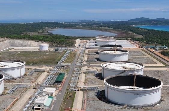 Nguồn thu từ dầu thô thực hiện tháng 11 ước đạt 6,2 nghìn tỷ đồng. Ảnh minh họa