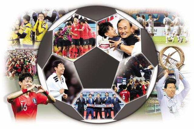 HLV Park Hang Seo xuất hiện ở 10 sự kiện tiêu biểu bóng đá Hàn Quốc năm 2018