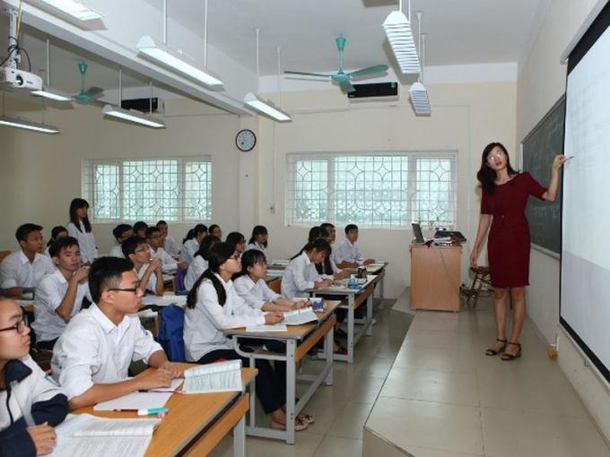 Không chỉ bỏ trường chuyên mà phải bỏ luôn các lớp chọn (Ảnh minh họa: TTXVN).