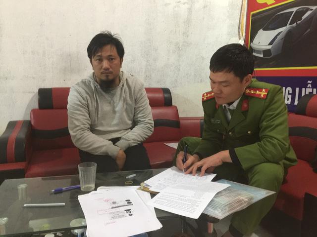 Đối tượng Phạm Văn Hy (người đứng đầu quản lý 8 chi nhánh của công ty tư vấn hỗ trợ đầu tư Đại An tại huyện Quế Võ, tỉnh Bắc Ninh)