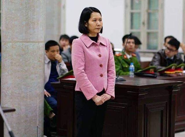Nguyễn Minh Thu, cựu Phó Tổng giám đốc Ocenbank thừa nhận nhiều lần đưa tiền tỉ cho các cựu lãnh đạo BSR..