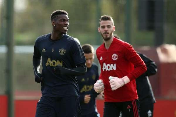 Nụ cười đã trở lại với Man United.