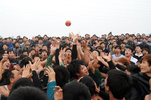 Lễ hội Phết Hiền Quang.