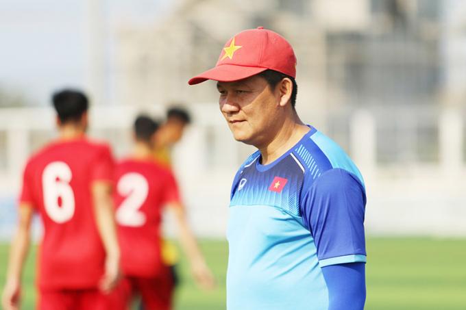 HLV Nguyễn Quốc Tuấn sẽ cất giữ các trụ cột để dành sức cho bán kết.