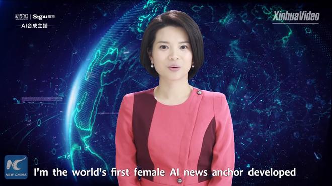 Robot Xin Xiaomeng