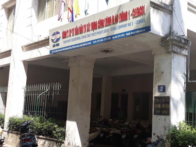 Trụ sở công ty nằm ở số 2, ngách 34/4, ngõ 34 đường Nguyên Hồng, phường Láng Hạ, quận Đống Đa, thành phố Hà Nội.