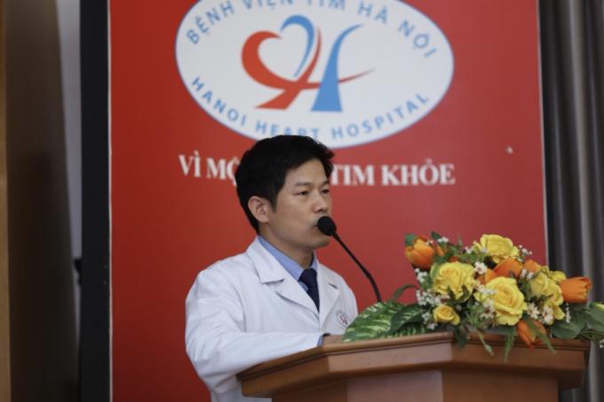 Bệnh viện Tim Hà Nội hợp tác trao đổi y tế với MD1World