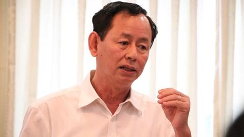 Cục trưởng Cục Thuế TP.HCM Trần Ngọc Tâm lo ngại khoản thu từ đất sẽ giảm.