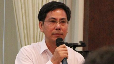 Ông Vũ Hoài Nam nhận định rằng nếu cố gắng thành phố sẽ đạt chỉ tiêu thu ngân sách.