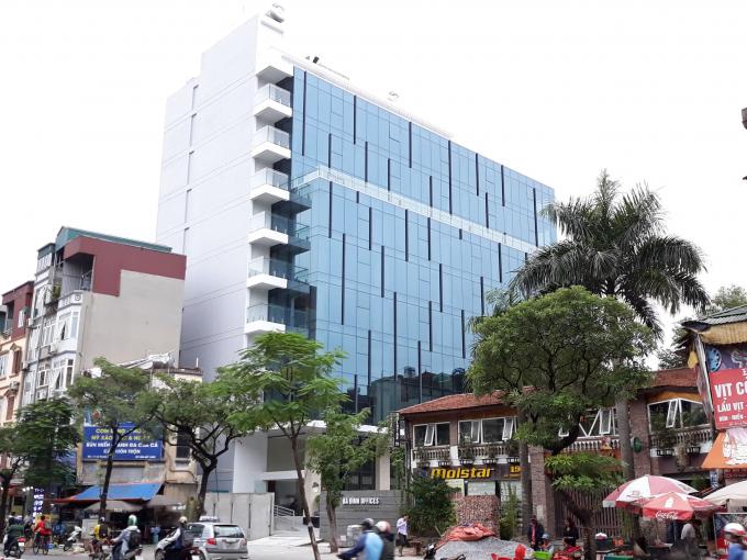 Công ty trách nhiệm hữu hạn Xây dựng Ba Đình – ICT là chủ đầu tư xây dựng tòa nhà.
