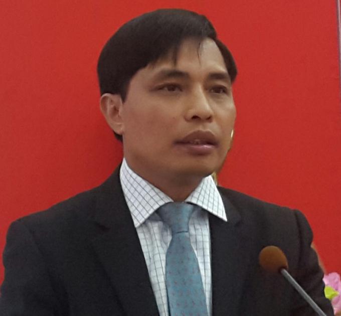 Ông Vũ Văn Diện - Phó Chủ tịch UBND tỉnh Quảng Ninh (Ảnh Internet).