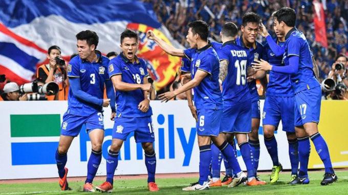 Đội tuyển Thái Lan không có lực lượng tốt nhất ở AFF Cup 2018.