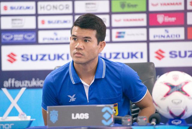 Đội trưởng đội tuyển Lào, Thothilath Sibounhuang thừa nhận là người hâm mộ cuồng nhiệt của đội tuyển Việt Nam.