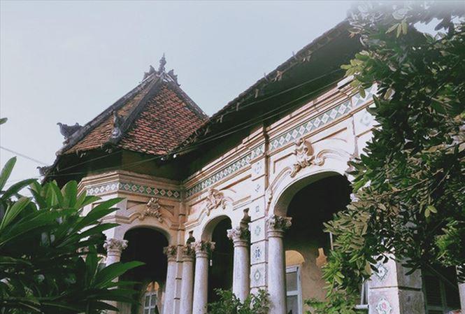Biệt thự cổ 237 Nơ Trang Long giờ đã biến mất.