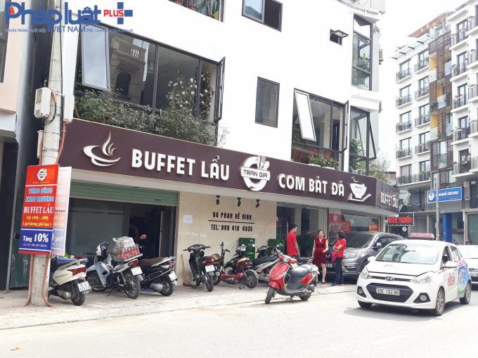 Tuy nhiên nhìn sang bên đường đối diện, cách đó không xa lại có thêm một địa chỉ 86 Phan Kế Bính khác.