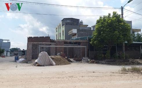 Khu đất quốc phòng14,2ha (quận Hải An, Hải Phòng) đã bị san lấp, xây dựng nhà, mua bán, chuyển nhượng trái phép, gây bức xúc trong dư luận.