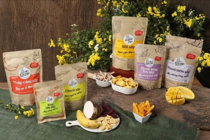 VinMart Good - thương hiệu thực phẩm khô, phục vụ nội trợ độc quyền của VinMart & VinMart+.