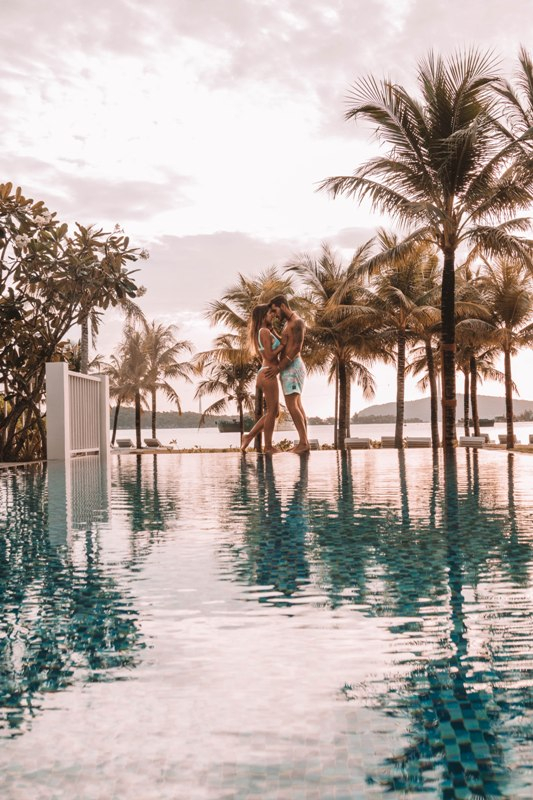 Bạn có hẹn với mùa xuân ngay tại nơi này!@freeoversea tại Premier Village Phu Quoc Resort.