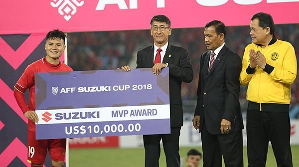 đến sân chơi dành cho các đội tuyển tại AFF Cup 2019.
