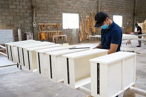Xuất khẩu gỗ và sản phẩm từ gỗ có nhiều cơ hội trong năm 2019. T.L.