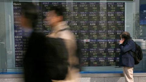 Các nhà đầu tư châu Á không mấy lo ngại trước diễn biến của Syria. Ảnh: Reuters