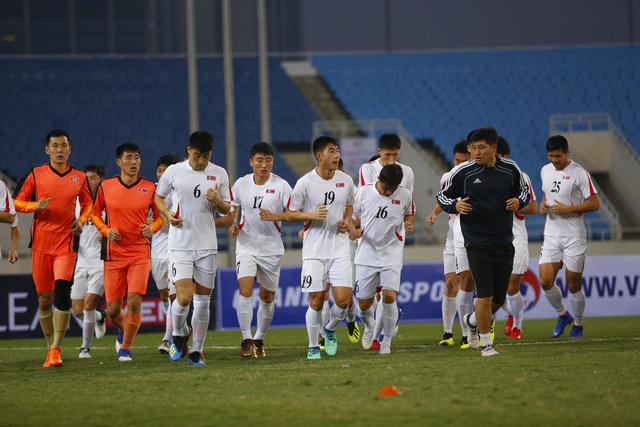 CHDCND Triều Tiên mang đến Việt Nam nhiều cầu thủ chất lượng - Ảnh: Gia Hưng