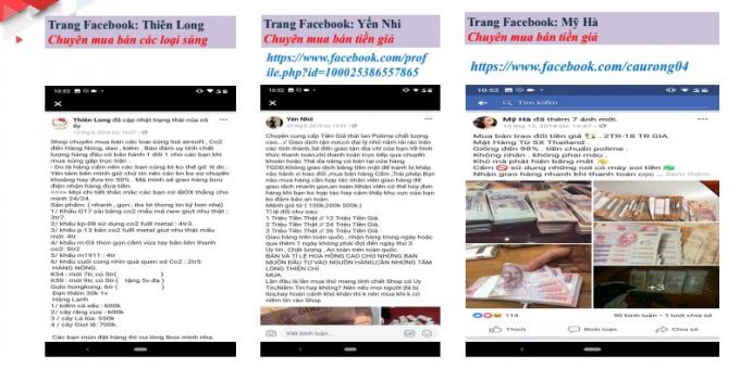 Facebook sai phạm khi các dịch vụ quảng cáo trên Facebook không tuân thủ quy định pháp luật Việt Nam.(Nguồn: CTV)