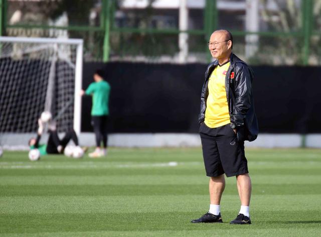 Đội tuyển Việt Nam chờ đợi vào phép màu của HLV Park Hang Seo trước Iran