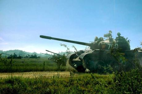 """Theo tiêu chuẩn những năm 1950, T-54 là """"cỗ xe tăng tuyệt vời với hỏa lực chết người, giáp bảo vệ tuyệt vời và độ tin cậy tốt"""