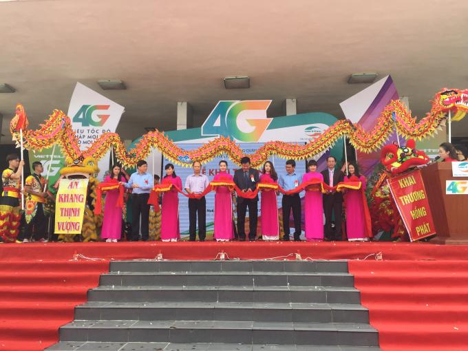 Viettel Thừa Thiên Huế hòa mạng 4G