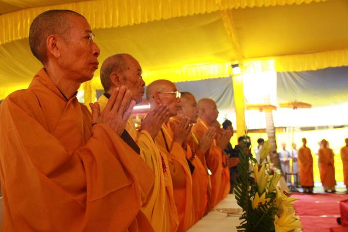 Kết hợp với Trung tâm Bảo tồn Di tích Cố đô Huế, phái tổ đình Tường Vân đã tổ chức Đại lễ Lễ Trai đàn chấn tế cầu nguyện âm siêu dương thái.