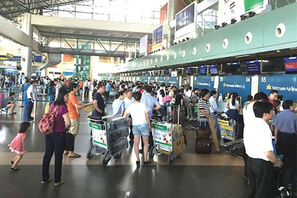 Giá vé máy bay của các hãng hàng không sẽ tăng. Ảnh Internet
