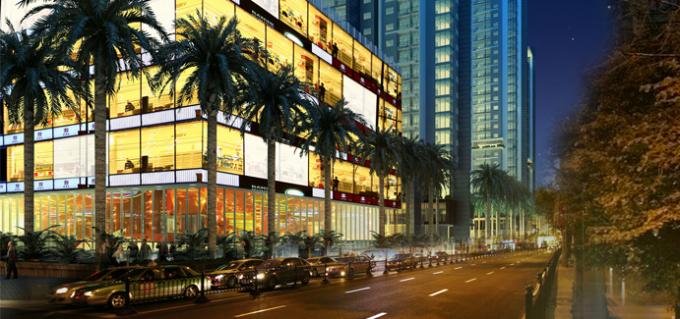 Gold Tower với hàng ngàn tiện ích nội ngoại khu nên được người mua nhà lựa chọn dẫn đến tình trạng cháy hàng căn hộ cao cấp