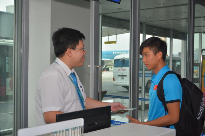 Cầu thủ Phan Văn Đức - cầu thủ toả sáng với nhiều đường bóng đem lại bàn thắng cho tuyển Việt Nam trong mùa AFF CUP 2018 vừa rồi.