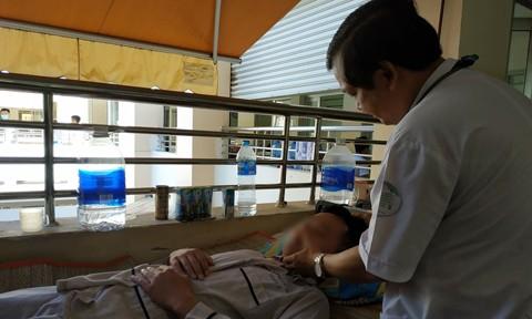 Trong hơn 1 tháng đã có hơn 6.000 bệnh nhân mắc sốt xuất huyết tại TP.HCM.