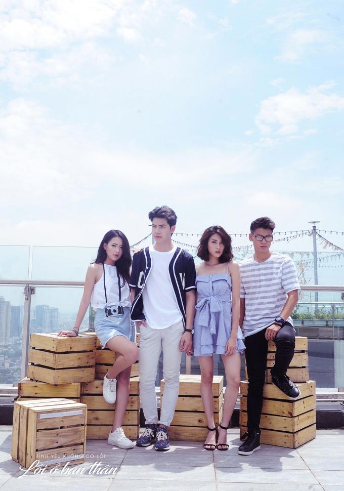 Tình yêu không có lỗi, lỗi ở bạn thân Việt Nam