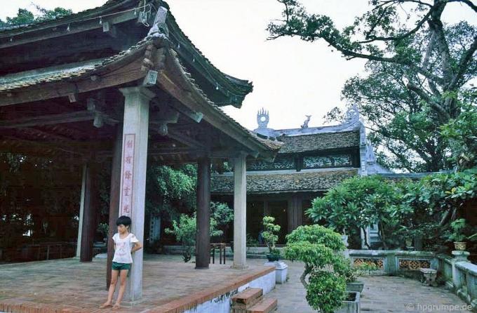 Đền Ngọc Sơn.