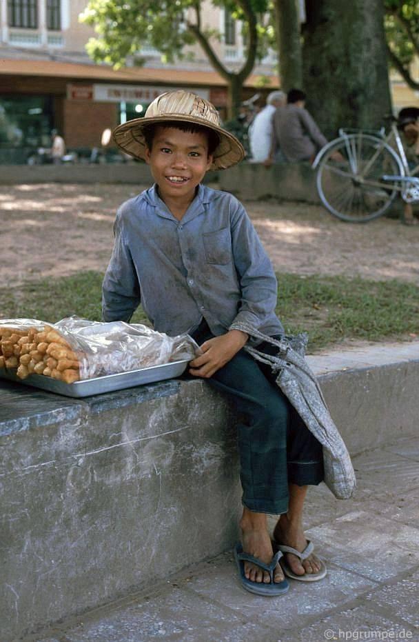 Chùm ảnh: Hà Nội giai đoạn 1991 - 1993 qua những bức ảnh lịch sử