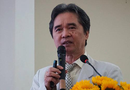 PGS. TS Phạm Xuân Mai, nguyên Trưởng khoa Kỹ thuật giao thông, ĐH Bách Khoa TP HCM. Ảnh:H.N