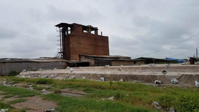 Hàng chục chủ cơ sở trên địa bàn tỉnh Hải Dương đang đứng trước nguy cơ vỡ nợ phá sản vì UBND tỉnh Hải Dương không cho các cơ sở sản xuất, để đốt nốt hàng vạn viên gạch mộc đã qua sản xuất.